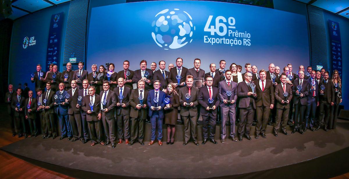 46º Prêmio Exportação ADVB 2018